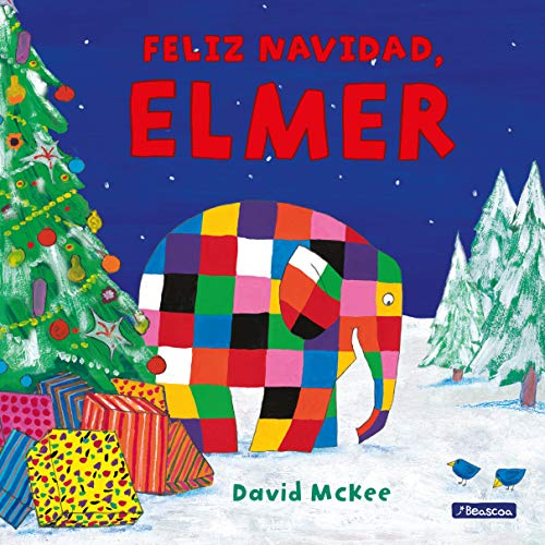 9788448853341: Feliz Navidad, Elmer (Elmer. Álbum ilustrado)