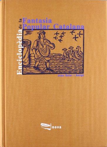 9788448900120: Enciclopedia de la fantasia popular catalana / Encyclopedia of Catalan Popular Fantasy (Catalan Edition)