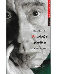 9788448906870: Antologia Poetica Miquel Marti/Miquel Marti Poetic Anthology (Antaviana Jove)