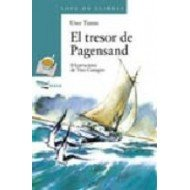 9788448907020: El Tresor De Pagensand / the Treasure of Pagensand (Sopa De Llibres. Serie Blava)