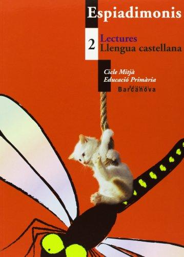 9788448908997: Lecturas lengua castellana 2 CM. Libro del alumno