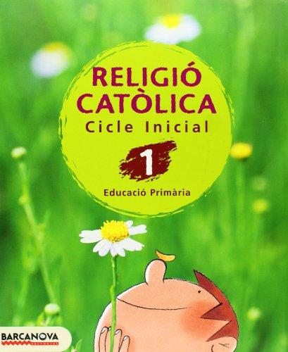 9788448912703: Religió catòlica 1 CI. Llibre de l'alumne (Materials Educatius - Cicle Inicial - Religió)