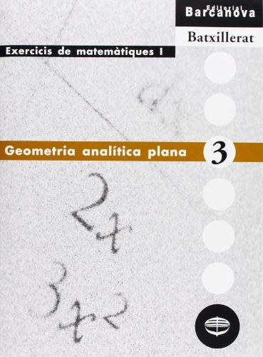 9788448913571: Geometria analítica plana