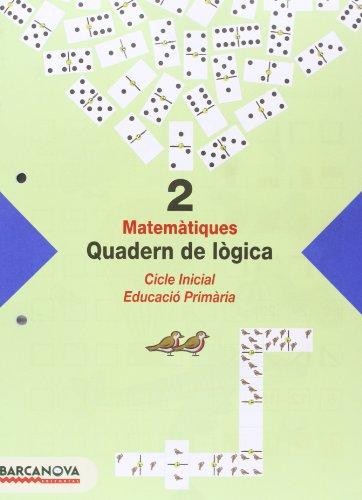 9788448915261: Quadern de lògica 2 CI