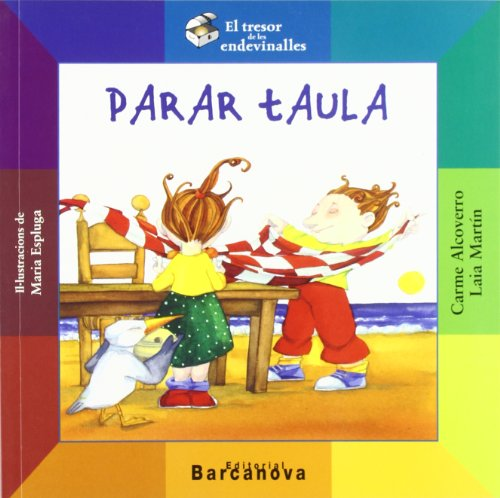 9788448915957: Parar Taula (El Tresor De Les Endevinalles / the Riddles Treasure) (Catalan Edition)