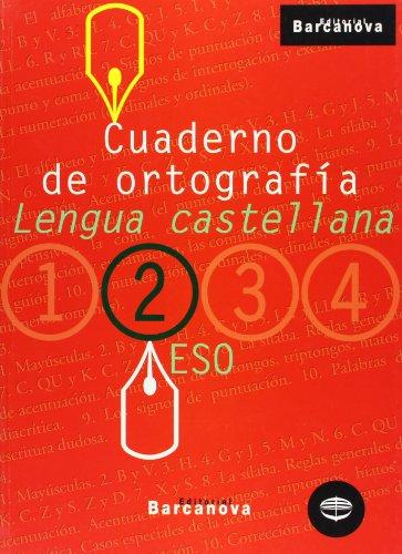 9788448917197: Cuaderno de ortografía 2 (Materials Educatius - Eso - Lengua Castellana) - 9788448917197