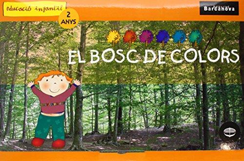9788448918033: El bosc de colors. Carpeta de l ' alumne