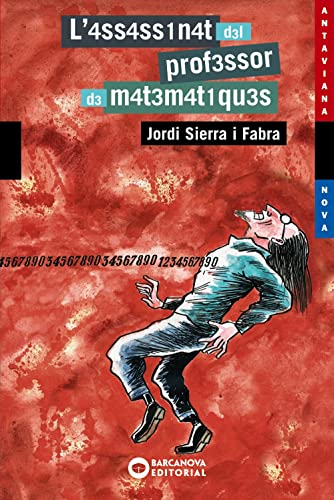 9788448919429: L'4ss4ss1n4t d3l Prof3ssor d3 M4t3m4t1qu3s / Murder of Professor of Mathematics (Catalan Edition)