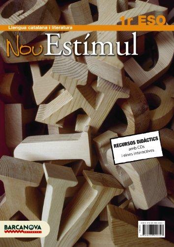 9788448920357: Nou Estímul 1 ESO. Proposta didàctica (Materials Educatius - Eso - Llengua Catalana)