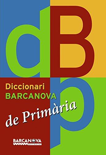 9788448920661: Diccionari Barcanova de Primària (Materials Educatius - Diccionaris / Atles)