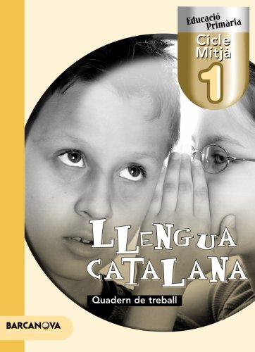 9788448922108: Llengua catalana 1 CM. Quadern de treball