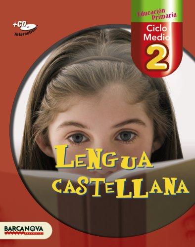 9788448922245: Lengua castellana 2 CM. Libro del alumno. 4º Educación Primaria. Libro. Catalunya, Illes Balears, País Vasco