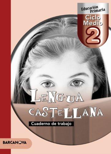 9788448922252: Lengua castellana 2 CM. Cuaderno de trabajo (Materials Educatius - Material Complementari Primària - Cuadernos De Lengua Castellana) - 9788448922252