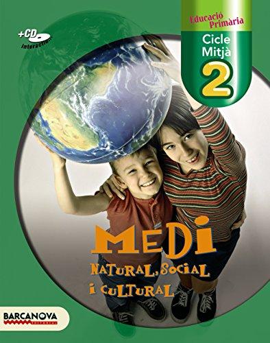 9788448922344: Medi natural, social i cultural 2 CM. Llibre de l ' alumne. 4º Educación Primaria. Libro del Alumno. Catalunya, Illes Balears