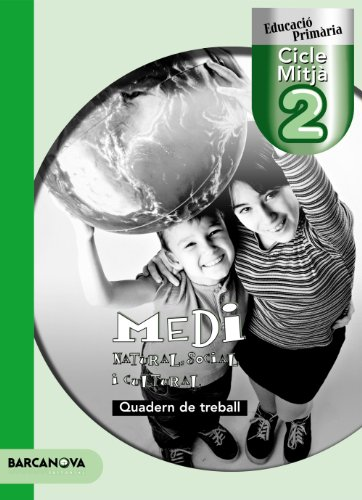 9788448922351: Medi natural, social i cultural 2 CM. Quadern de treball (Materials Educatius - Cicle Mitjà) - 9788448922351