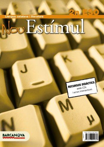 9788448922603: Nou Estímul 2 ESO. Proposta didàctica