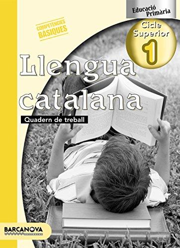 9788448923860: Llengua catalana 1 CS. Quadern de treball (Materials Educatius - Cicle Superior - Llengua Catalana) - 9788448923860