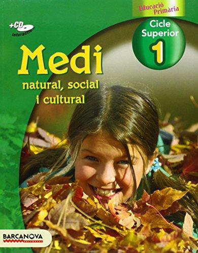 9788448924010: Medi natural, social i cultural 1 CS. Llibre de l ' alumne. 5º Educación Primaria. Libro Del Alumno. Catalunya, Illes Balears
