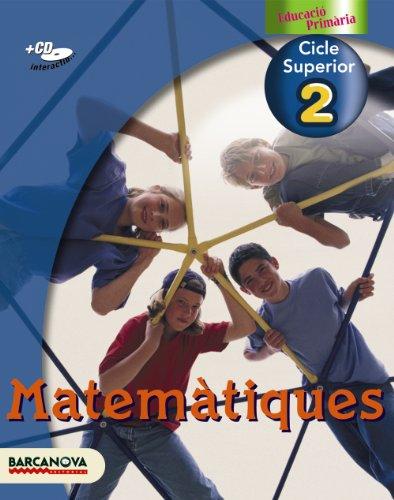 9788448924133: Matemàtiques CS 2. Llibre de l'alumne (Materials Educatius - Cicle Superior - Matemàtiques) - 9788448924133