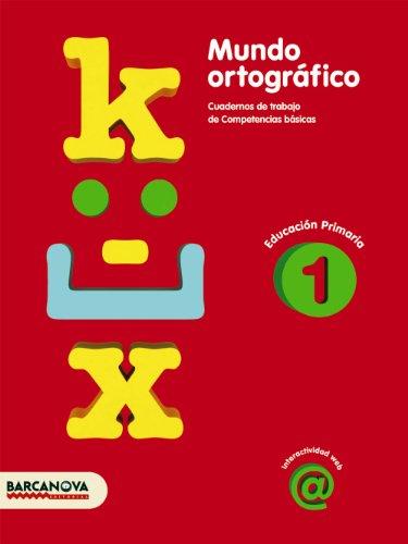9788448925406: Mundo ortográfico 1 (Materials Educatius - Material Complementari Primària - Cuadernos De Lengua Castellana) - 9788448925406