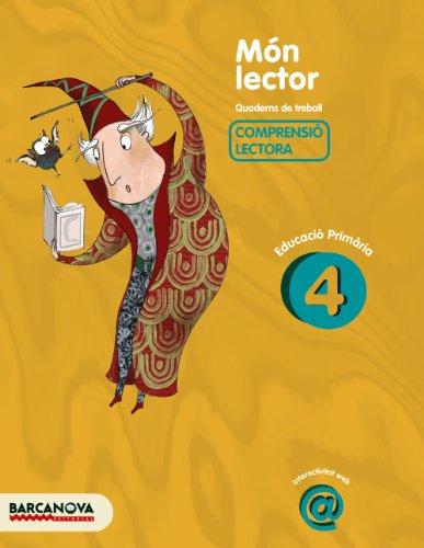 9788448925536: Món lector 4 (Materials Educatius - Material Complementari Primària) - 9788448925536