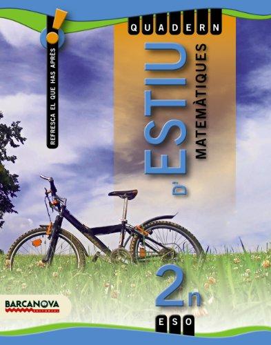 9788448925796: Matematiques, 2 eso (baleares, Catalunya). quadern d' estiu (Materials Educatius - Material Complementari Eso)