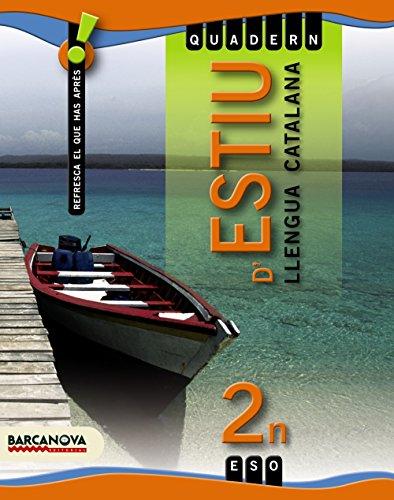 9788448925833: Cuadern de vacances. llengua catalana 2º eso (Materials Educatius - Material Complementari Eso)