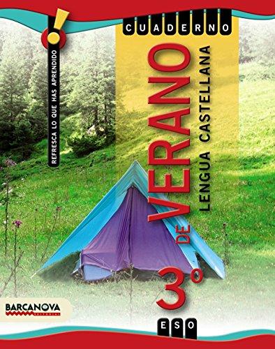 9788448925888: Cuaderno de verano lengua castellana 3º eso (Materials Educatius - Material Complementari Eso)