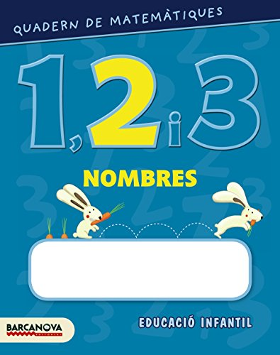 9788448927554: Quadern de matemàtiques 1, 2 i 3. Nombres 2 (Materials Educatius - Parvulari) - 9788448927554