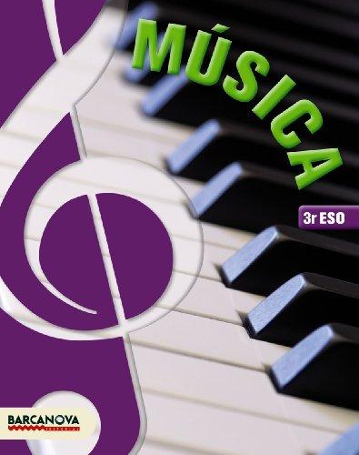 9788448927677: Música 3 ESO. Llibre de l ' alumne