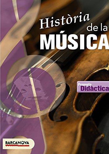 9788448927738: Música 4 ESO. Proposta didàctica