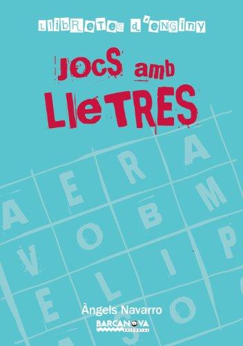 9788448928247: Llibretes d ' enginy. Jocs amb lletres (Llibres Infantils I Juvenils - Club)