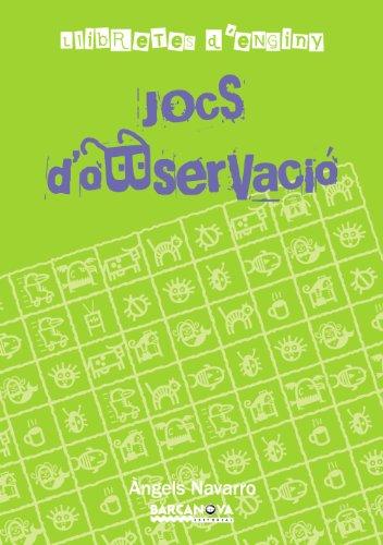 9788448928278: Llibretes d ' enginy. Jocs d ' observació (Llibres Infantils I Juvenils - Club)