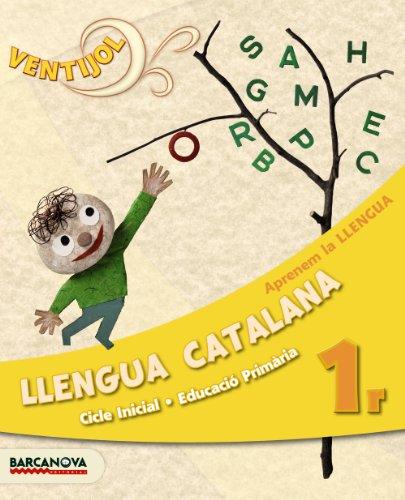 9788448929497: Ventijol 1 CI. Llengua catalana. Aprenem la llengua. Llibre de l ' alumne