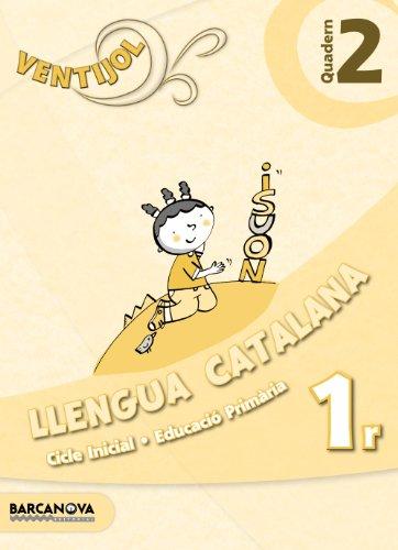 9788448929619: Ventijol. Quadern 2 CI. Llengua catalana - 9788448929619