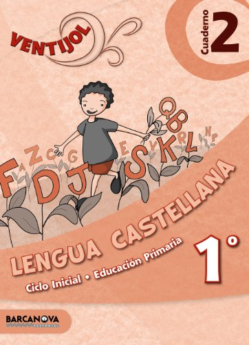 9788448929671: Ventijol. Cuaderno 2 CI. Lengua castellana - 9788448929671