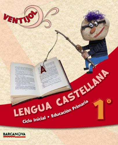 9788448929862: Ventijol 1 CI. Lengua castellana. Libro del alumno