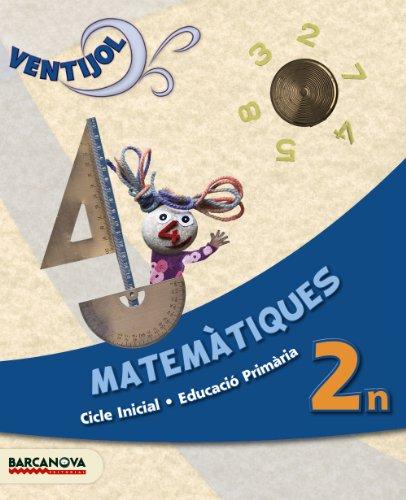 9788448930059: Ventijol 2 CI. Matemàtiques. Llibre de l ' alumne