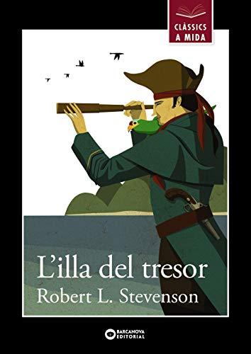 9788448931230: L'illa del tresor (Llibres infantils i juvenils - Clàssics a mida)