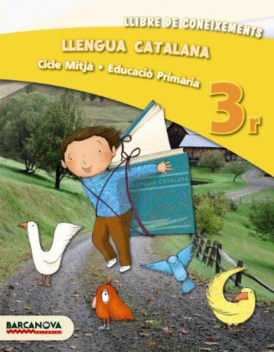 9788448931636: Llengua catalana 3r CM. Llibre de coneixements