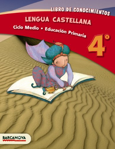9788448931766: Lengua castellana 4º CM. Libro de conocimientos (ed. 2013)