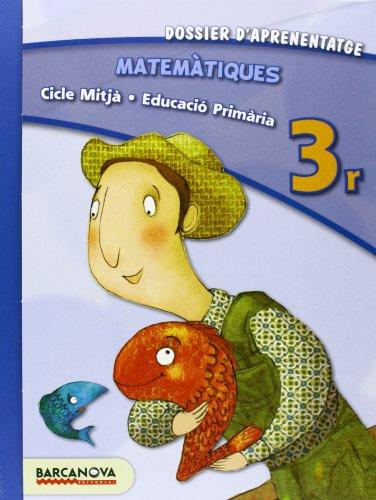 9788448931803: Matemàtiques 3r CM. Llibre i dossier (ed. 2013) (Cicle Mitjà)