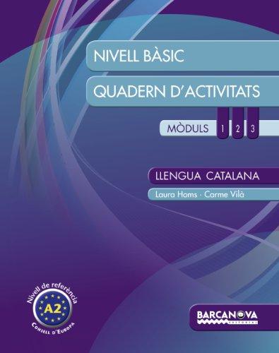 9788448932282: Llengua Catalana. Nivell Bàsic. Quadern D'Activitats (Materials Educatius - Català Per A Adults)