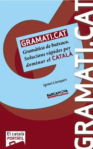 9788448932558: Gramati.cat: Gramàtica de butxaca (Materials Educatius - El Català Portàtil)