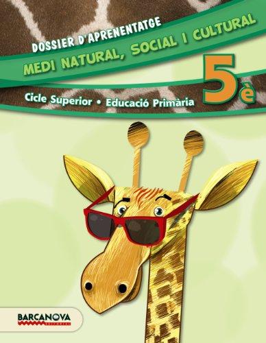 MEDI NATURAL, SOCIAL I CULTURAL 5È CS.: CARRASCO, PAQUITA ;