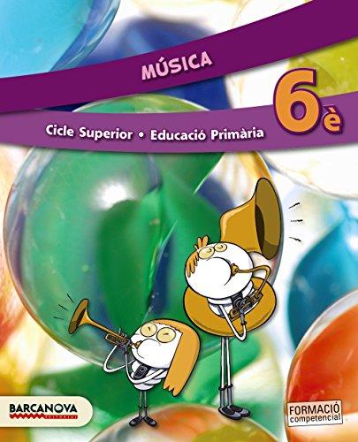 9788448935436: Música 6è CS. Llibre de l ' alumne (ed. 2015) (Materials Educatius - Cicle Superior - Música) - 9788448935436