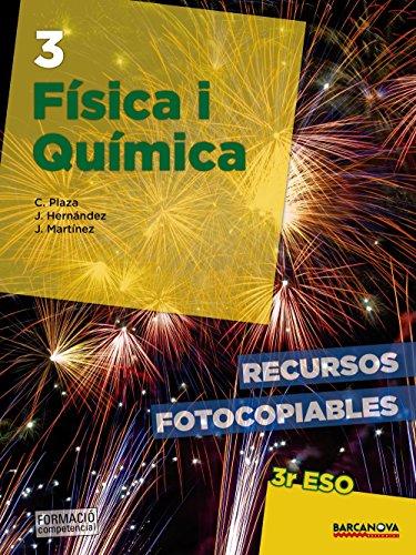 9788448938161: Projecte Gea. Física i Química 3r ESO. Materials fotocopiables (Materials Educatius - Eso - Ciències De La Naturalesa)