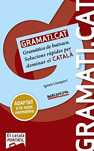 9788448943691: Gramati.cat: Gramàtica de butxaca (Materials Educatius - El Català Portàtil)