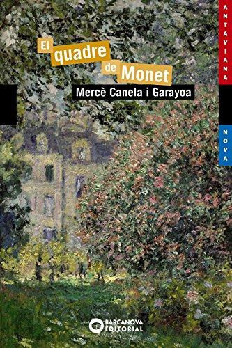 9788448946005: El quadre de Monet (Llibres Infantils I Juvenils - Antaviana - Antaviana Blava)