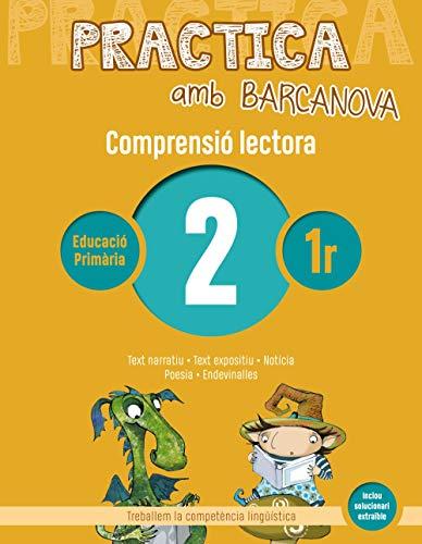 9788448948450: Practica amb Barcanova 2. Comprensió lectora: Text narratiu. Text expositiu. Notícia. Poesia. Endevinalles (Quaderneria)